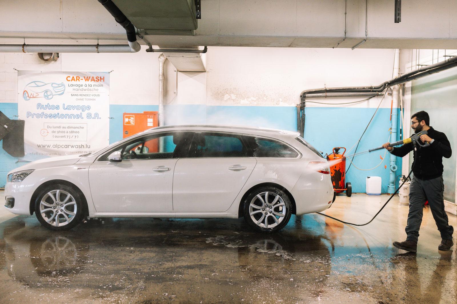 Car Wash - Knauf Shopping Center - Pommerloch